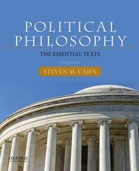 Political Philosophy by Steven M Cahn