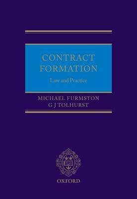 Contract Formation by Michael Furmston image