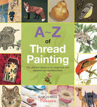 A-Z of Thread Painting by Country Bumpkin Publications