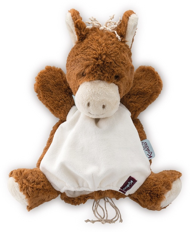 Kaloo: DouDou Horse - Plush Puppet