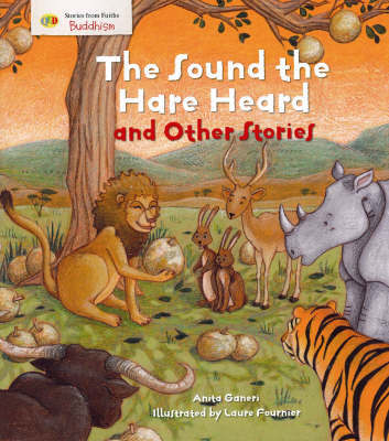 "The ""Sound the Hare Heard"" and Other Stories by Anita Ganeri"