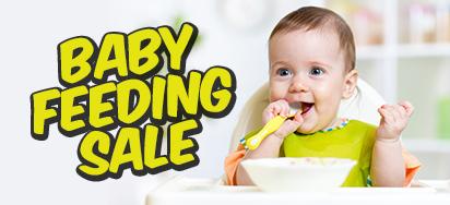 Baby Feeding Sale!