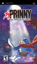 Prinny: Can I Really Be the Hero? for PSP