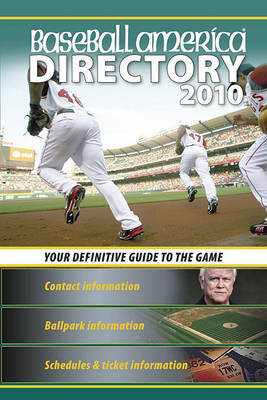 Baseball America Directory: Your Definitive Guide to the Game image