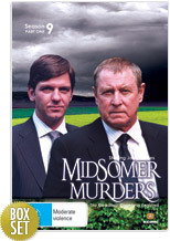 Midsomer Murders - Season 9: Part 1 (2 Disc Box Set) on DVD