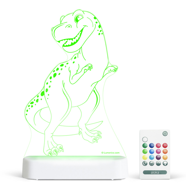 Aloka: Night Light - T-Rex