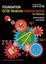 Edexcel GCSE Modular Maths by Prof. Alan Smith image