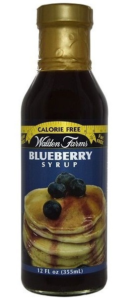 Walden Farms: Blueberry Syrup - (355ml)