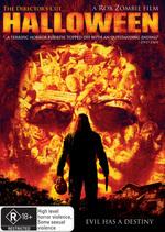 Halloween on DVD