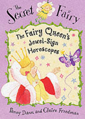 The Fairy Queen's Jewel-sign Horoscopes by Penny Dann image