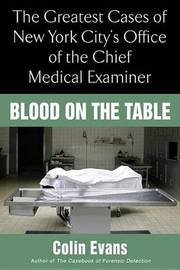 Blood on the Table by Colin Evans image