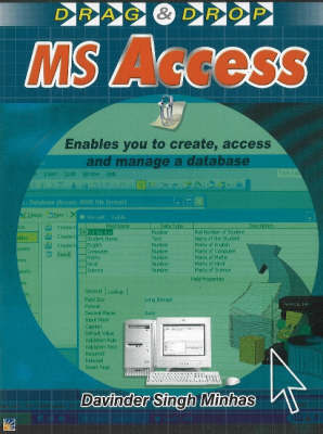 MS Access by Davinder Singh Minhas