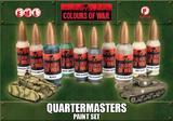 Colours of War - Quartermasters Paint Set