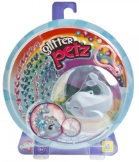 The Orb Factory: Glitter Petz - Dolphin