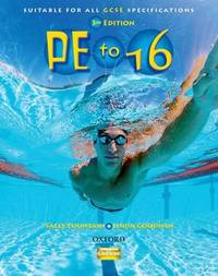 PE to 16 Student Book by Sally Fountain