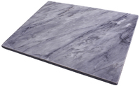 Marble Pastry Board - Charcoal (40 x 30cm)