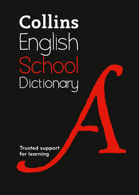 Collins School Dictionary by Collins Dictionaries image