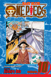 One Piece, Vol. 10 by Eiichiro Oda