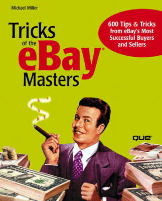 Tricks of the eBay Masters by Michael Miller image