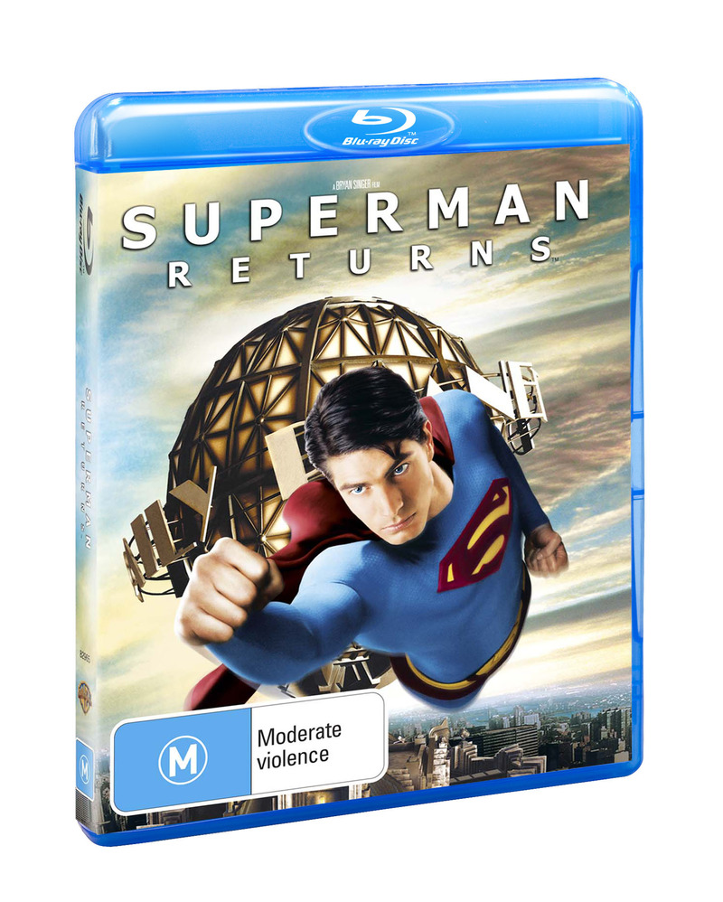 Superman Returns on Blu-ray image