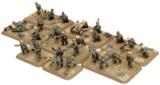 Flames of War: Afrika Korps - Rifle Platoon (25pc)