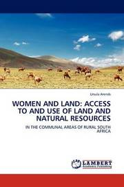 Women and Land by Ursula Arends