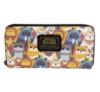 Loungefly: Star Wars Ewok - Print Wallet