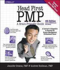 Head First PMP 4e by Jennifer Greene
