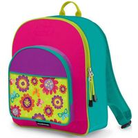 Crocodile Creek Backpack - Flower Garden