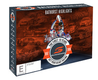 V8 Supercars: The First 10 Years Bathurst Highlights on DVD