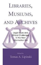 Libraries, Museums, and Archives image
