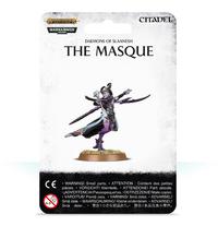 Warhammer Age of Sigmar: Daemon of Slaanesh - The Masque image