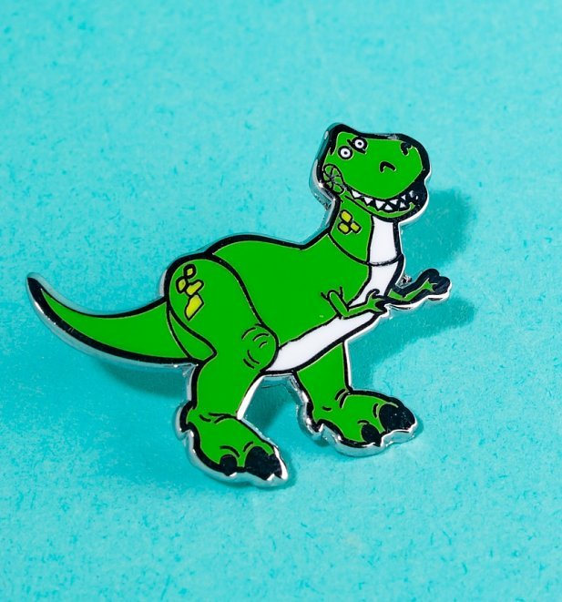 Toy Story Enamel Pin Badge - Rex
