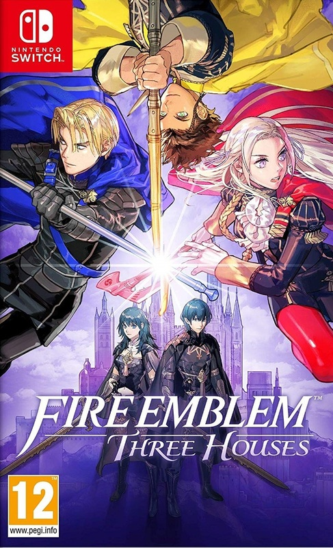 Fire Emblem: Three Houses for Switch