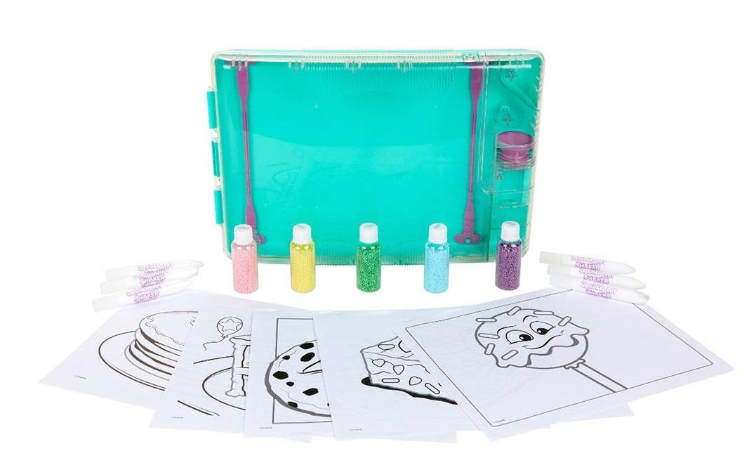 Crayola: Sprinkle Art Shaker - Glitter Art Kit image