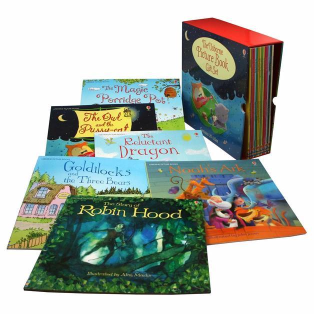 Usborne Picture Book Gift Set 2