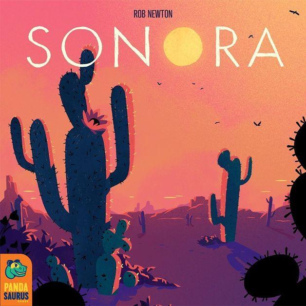 Sonora - Board Game
