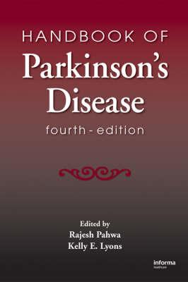 Handbook of Parkinson's Disease image