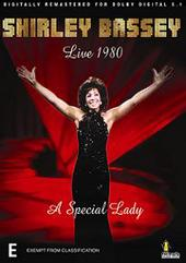 Shirley Bassey - A Special Lady on DVD