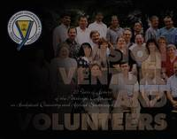 Vision, Venture and Volunteers by Judith Wright image