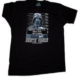 Star Wars Darth Vader Mug Shot Youth T-Shirt (Medium)