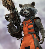 Guardians of the Galaxy Rocket Raccoon 1/6 Action Figure