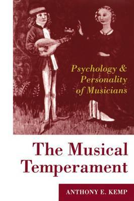 The Musical Temperament by A.E. Kemp