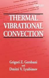 Thermal Vibrational Convection by G.Z. Gershuni image