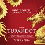 Puccini: Turandot by Andrea Bocelli