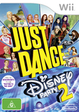 Just Dance Disney Party 2 for Nintendo Wii