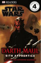 Darth Maul by Jo Casey