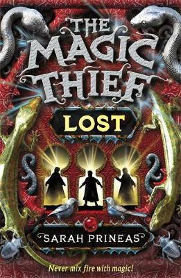 Lost by Sarah Prineas image