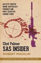 SAS Insider by Robert Macklin