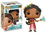 Elena of Avalor - Elena (with Staff) Pop! Vinyl Figure